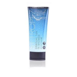 Ciało GRADUAL TAN in shower tanning lotion St. Tropez