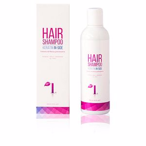 Shampoo for shiny hair HAIR SHAMPOO keratin in-side I Beauty