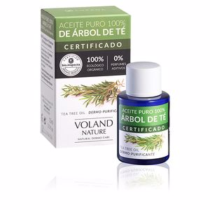 Acne Treatment Cream & blackhead removal VOLAND aceite puro 100% árbol de té orgánico Voland Nature