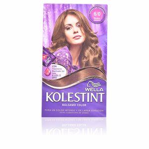 Tintes KOLESTINT tinte bálsamo color #6,0 rubio oscuro Wella Kolestint