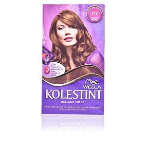 Haarfarbe KOLESTINT tinte bálsamo color #7,7 castaño bambi Wella Kolestint