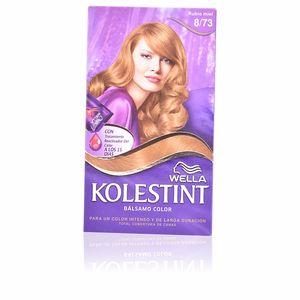 Tintes KOLESTINT tinte bálsamo color #8,73 rubio miel Wella Kolestint