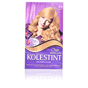 Tintes KOLESTINT tinte bálsamo color #9,0 rubio extraclaro Wella Kolestint