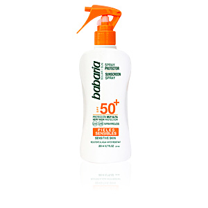 Body SOLAR PIELES SENSIBLES SPF50+ spray Babaria