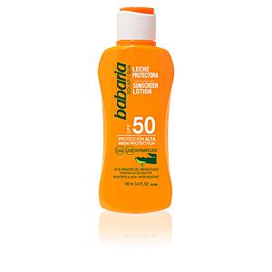Corpo SOLAR ALOE VERA leche SPF50 Babaria