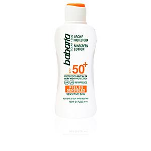 Ciało SOLAR PIELES SENSIBLES leche SPF50