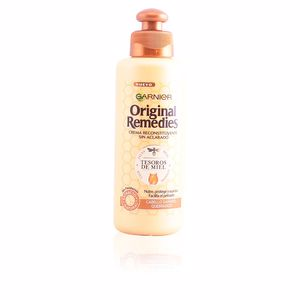 ORIGINAL REMEDIES crema sin aclarado tesoros miel 200 ml