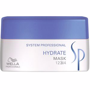 Hair mask for damaged hair SP HYDRATE mask System Professional