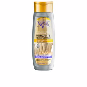 MASCARILLA MATIZANTE silver blonde 300 ml