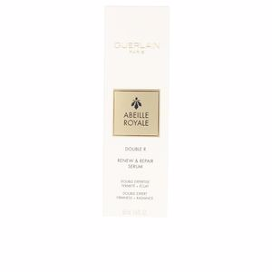 Flash effect ABEILLE ROYALE DOUBLE R renew & repair serum Guerlain