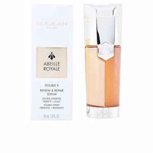 Skin tightening & firming cream  ABEILLE ROYALE DOUBLE R renew & repair serum Guerlain