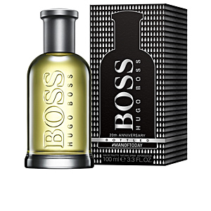 BOSS BOTTLED 20th ANNIVERSARY eau de toilette vaporisateur 100 ml