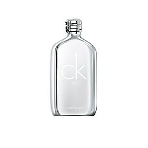 CK ONE PLATINUM eau de toilette spray 100 ml