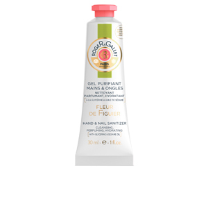 Hand soap FLEUR DE FIGUIER gel purifiant mains & ongles Roger & Gallet