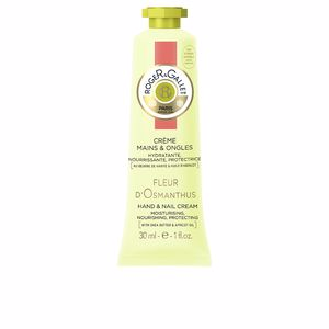 Hand cream & treatments FLEUR D'OSMANTHUS crème mains & ongles Roger & Gallet