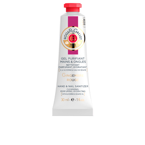 Tratamientos y cremas manos GINGEMBRE ROUGE gel purifiant mains & ongles Roger & Gallet