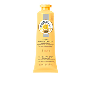 Hand cream & treatments SUBLIME crème mains & onlges Roger & Gallet