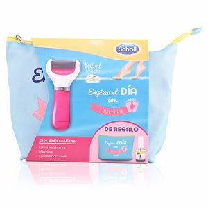 Lima per unghie VELVET SMOOTH DIAMOND CRYSTALS LOTTO Doctor Scholl