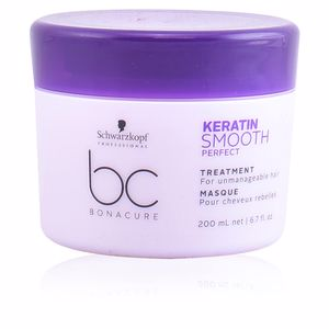 Masque à la kératine BC KERATIN SMOOTH PERFECT treatment Schwarzkopf