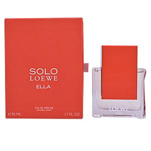 SOLO LOEWE ELLA eau de parfum vaporizador 50 ml