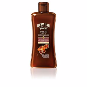 COCONUT tropical tanning oil
