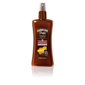 Korporal COCONUT & GUAVA dry oil SPF15 spray Hawaiian Tropic