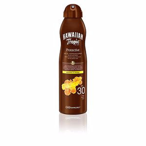Hawaiian Tropic, COCONUT & MANGO OIL bruma SPF30 spray 180 ml