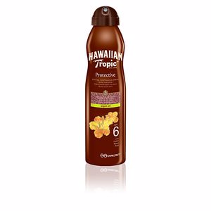 Lichaam PROTECTIVE ARGAN OIL SPF6 spray Hawaiian Tropic