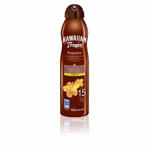 Lichaam PROTECTIVE ARGAN OIL SPF15 spray Hawaiian Tropic