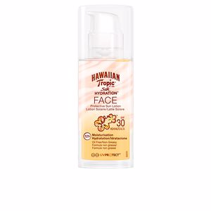 Faciales SILK FACE sun lotion SPF30 Hawaiian Tropic