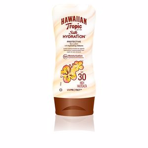 Lichaam SILK HYDRATION sun lotion SPF30 Hawaiian Tropic