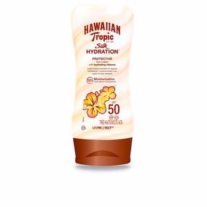 Lichaam SILK sun lotion SPF50 Hawaiian Tropic