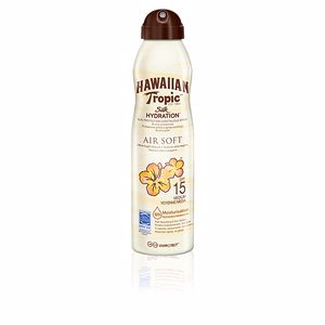 Body SILK HYDRATION AIR SOFT SPF15 spray Hawaiian Tropic