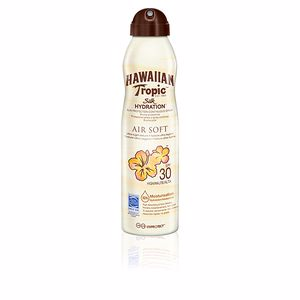 Body SILK HYDRATION AIR SOFT SPF30 spray Hawaiian Tropic
