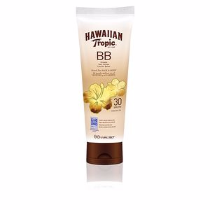 Facial BB CREAM sun lotion SPF30 Hawaiian Tropic