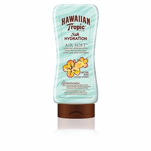 Hawaiian Tropic, AFTER SUN SILK HYDRATION coconut & papaya 180 ml