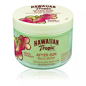 Corps AFTER SUN BODY BUTTER exotic coconut Hawaiian Tropic