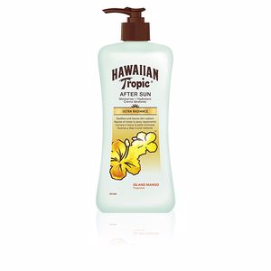 Corps AFTER SUN ULTRA RADIANCE island mango Hawaiian Tropic