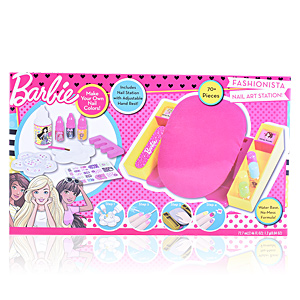 BARBIE NAIL ART STATION