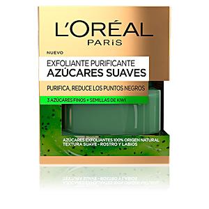 Exfoliant facial AZUCARES SUAVES exfoliante purificante L'Oréal París