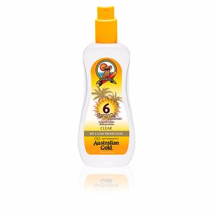 Korporal SUNSCREEN SPRAY GEL clear SPF6 Australian Gold
