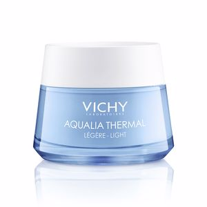 Tratamiento Facial Hidratante AQUALIA THERMAL crema rehidratante ligera piel normal-mixta Vichy Laboratoires