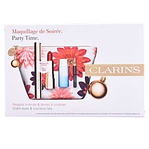 Kit Trucco MASCARA SUPRA VOLUME LOTTO Clarins