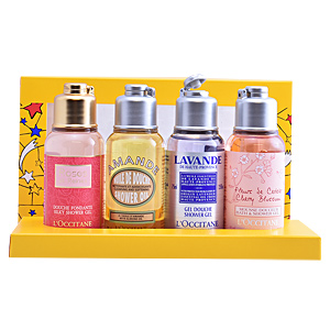 Gel de baño QUATOR SHOWER GELS LOTE L'Occitane