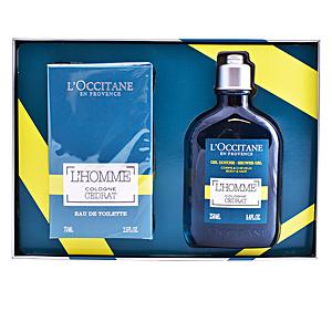 L'Occitane L'HOMME COLOGNE CEDRAT LOTE perfume