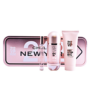 Carolina Herrera 212 VIP ROSÉ SET perfume