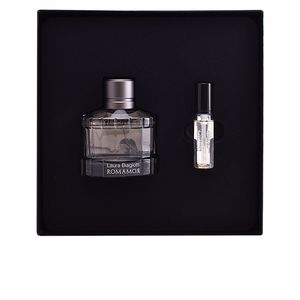 Laura Biagiotti ROMAMOR UOMO LOTE perfume