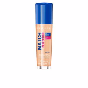 Base maquiagem MATCH PERFECTION foundation Rimmel London