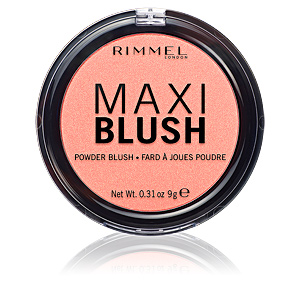 Compact powder MAXI BLUSH powder blush Rimmel London