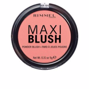 Colorete MAXI BLUSH powder blush Rimmel London